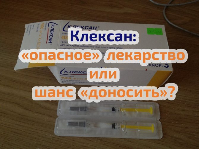 Цибор - профилактика повышенной свертываемости крови