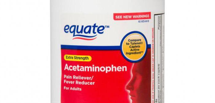 Ацетаминофен – инструкция, применение, цена отзывы аналоги , видео