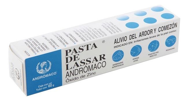 Паста лассара – инструкция по применению, дозы, показания