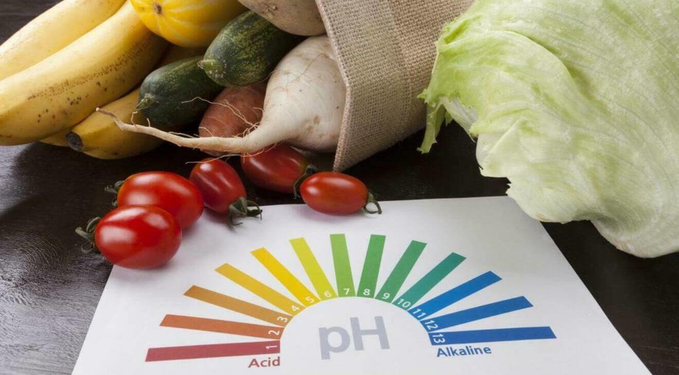 Щелочная диета — составляем меню на неделю из списка разрешенных продуктов