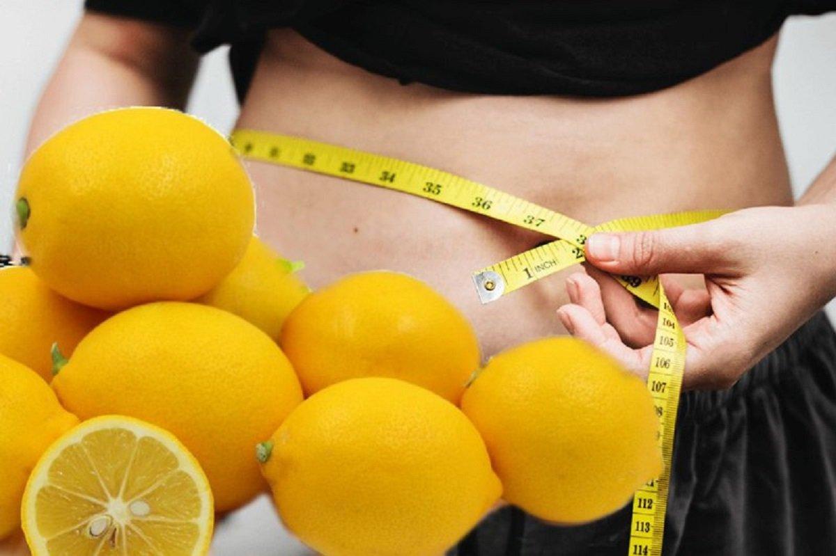 Как можно похудеть от лимонов