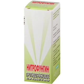 Правила применения «нитрофунгина тева»