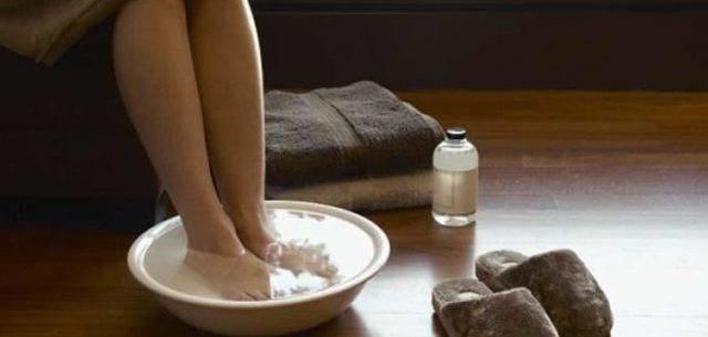 Как греть ноги при бронхите