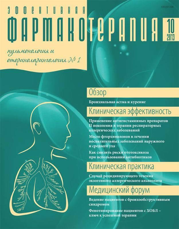 Назначение антибиотиков при бронхиальной астме