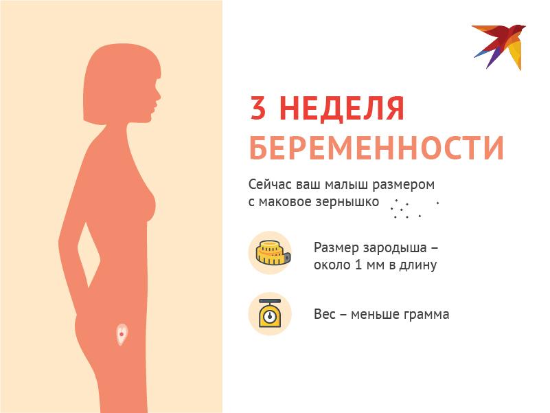 Первый месяц беременности симптомы