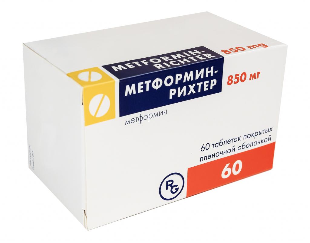 Как принимать метформин для похудения при сахарном диабете