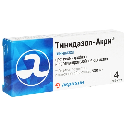 Тинидазол: инструкция по применению, аналоги и отзывы, цены в аптеках россии