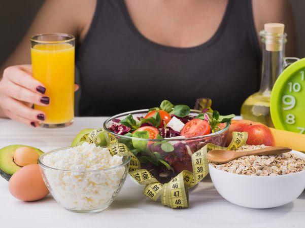 Двухразовое питание для похудения: отзывы, меню