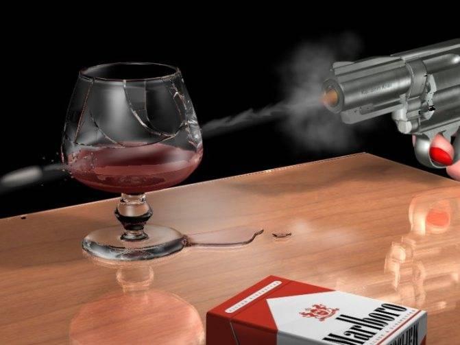 Можно ли пить алкоголь при бронхите. как это делать правильно