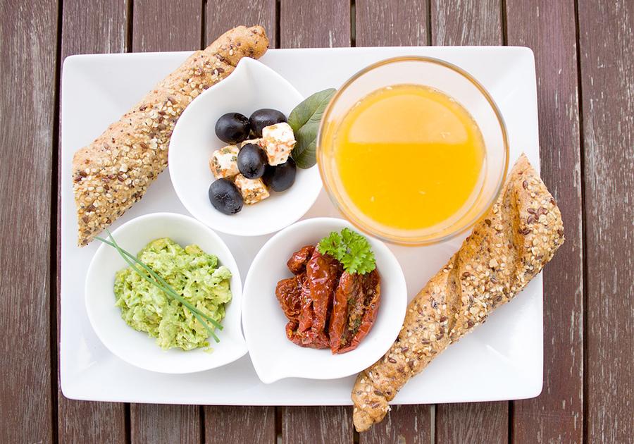 Завтрак для худеющих рецепты с калорийностью
