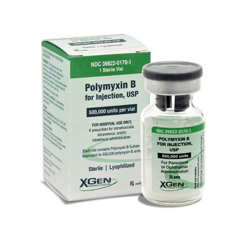 Полимиксин: спектр действия антибиотика, фармакологические свойства, аналоги, отзывы