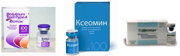 Топ-9 препаратов для процедуры ботокса для лица