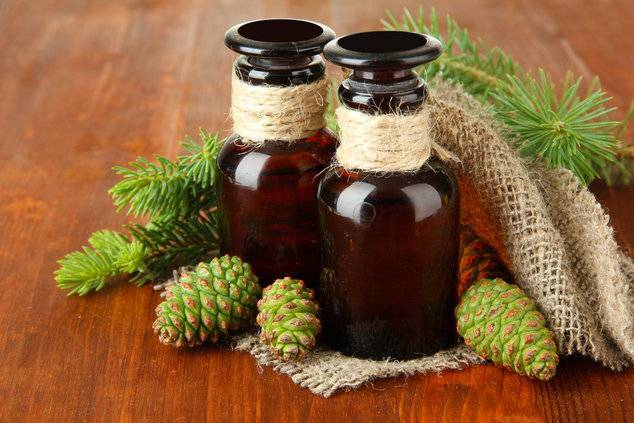Насморк поможет пихтовое масло