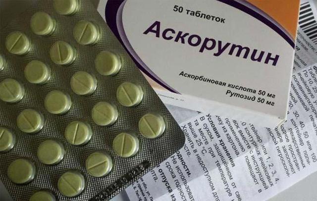 От чего помогает «аскорутин». инструкция по применению