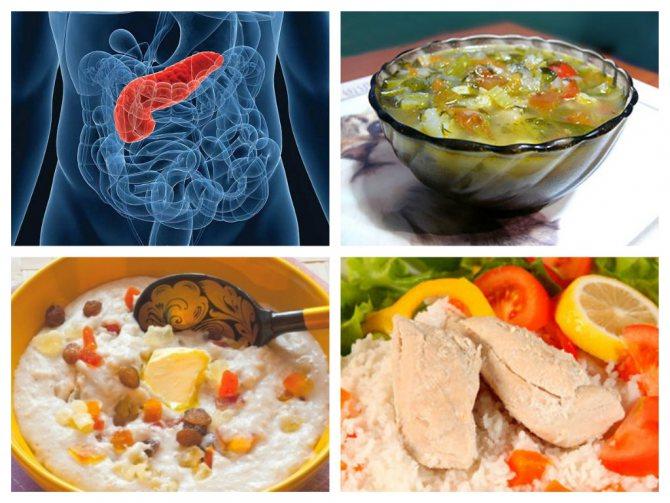 Лечебное питание при остром хроническом панкреатите поджелудочной железы: меню диеты при  обострении панкреатита
