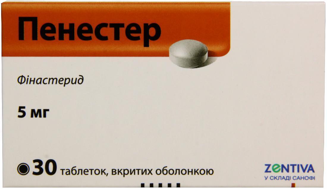 Почему при аденоме простаты назначают пенестер?