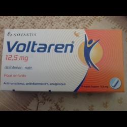 Препарат: вольтарен в аптеках москвы