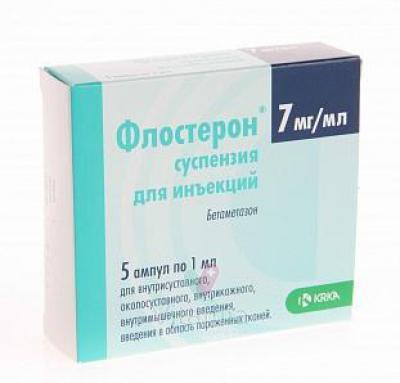 Флостерон: инструкция по применению, показания, противопоказания, побочные эффекты, аналоги | spinomed.ru