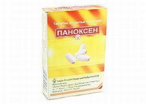 Паноксен, таблетки