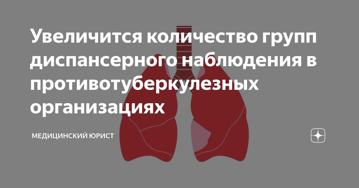 Что такое группы риска по заболеванию туберкулезом