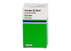 Альфадол – инструкция по применению, показания, дозы, аналоги