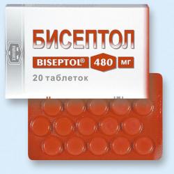 Бисептол: как использовать при кашле и простуде