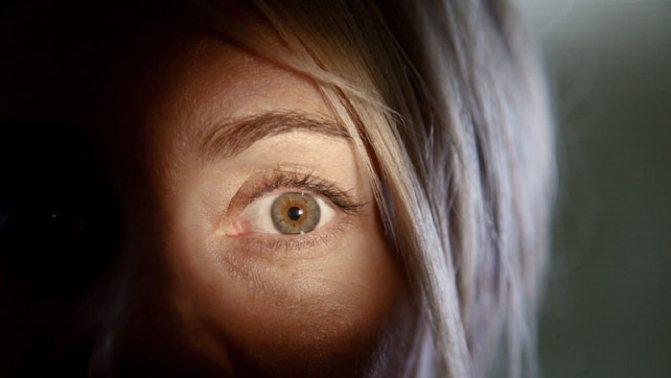 Куриная слепота: профилактика и лечение