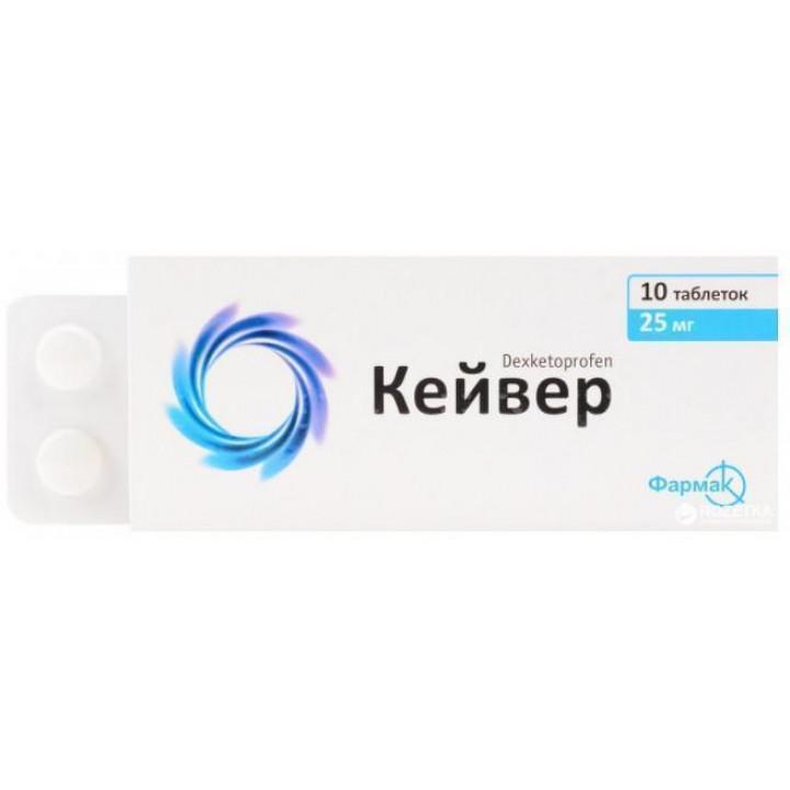 Кейвер — препарат для устранения болевого синдрома
