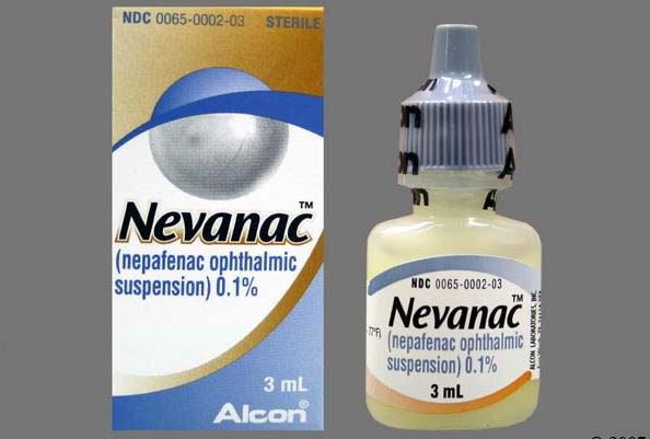 Неванак (nevanac) глазные капли. цена, инструкция по применению, аналоги
