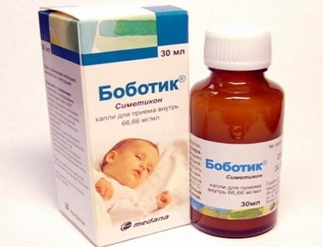 Риабал для новорожденных от коликов