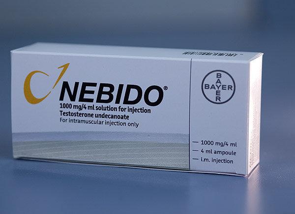 Небидо - инструкция по применению, 6 аналогов