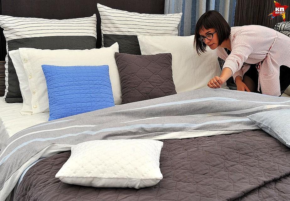 Почему важно стирать постельное белье как можно чаще