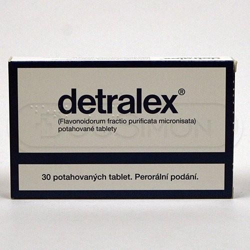 Кто икак производит детралекс