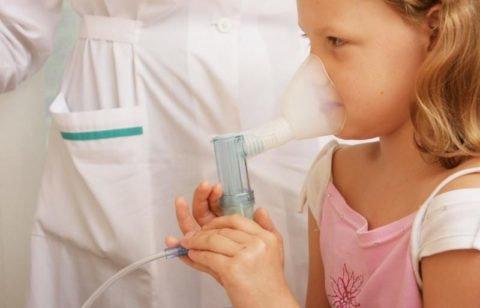 Ингаляции небулайзером при пневмонии детям и взрослым