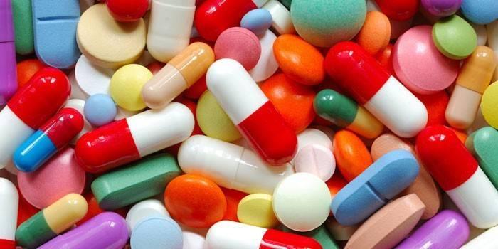 Лекарственные средства для лечения повышенного внутричерепного давления - список самых эффективных таблеток