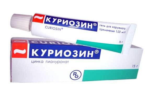 Как применять гель «куриозин» от морщин: основные правила использования и отзывы косметологов