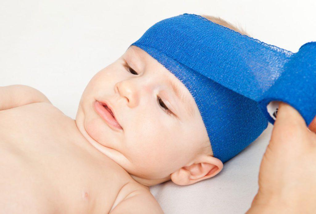 Кефалогематома у новорожденных на голове: причины и последствия