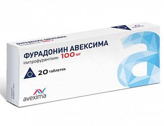Фурадонин от цистита: применение таблеток