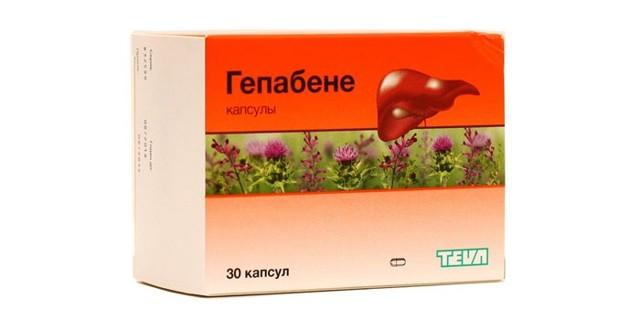 Таблетки гепабене: инструкция по применению, цены и отзывы