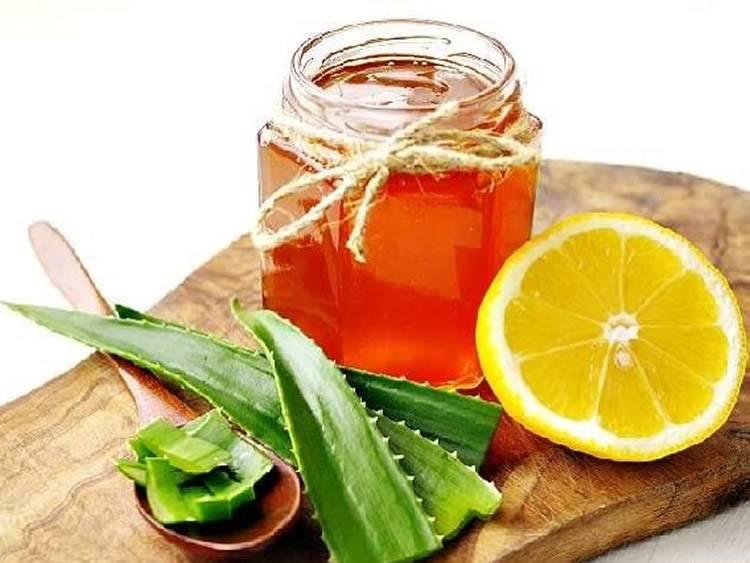 Алоэ с медом лечебные свойства и противопоказания детям