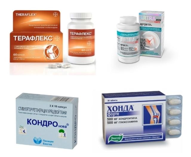 Препарат хонда — эффективное лекарство для суставов