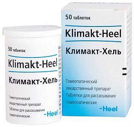 Климакт хеель: отзывы и особенности гомеопатического препарата