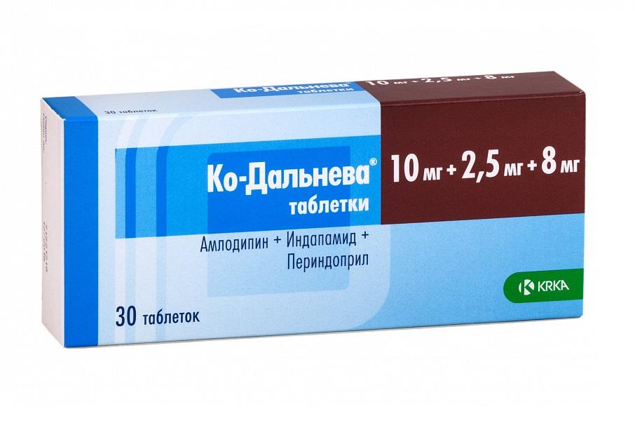 Таблетки дальнева: инструкция по применению