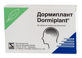 Дормиплант: инструкция по применению и для чего он нужен, цена, отзывы, аналоги