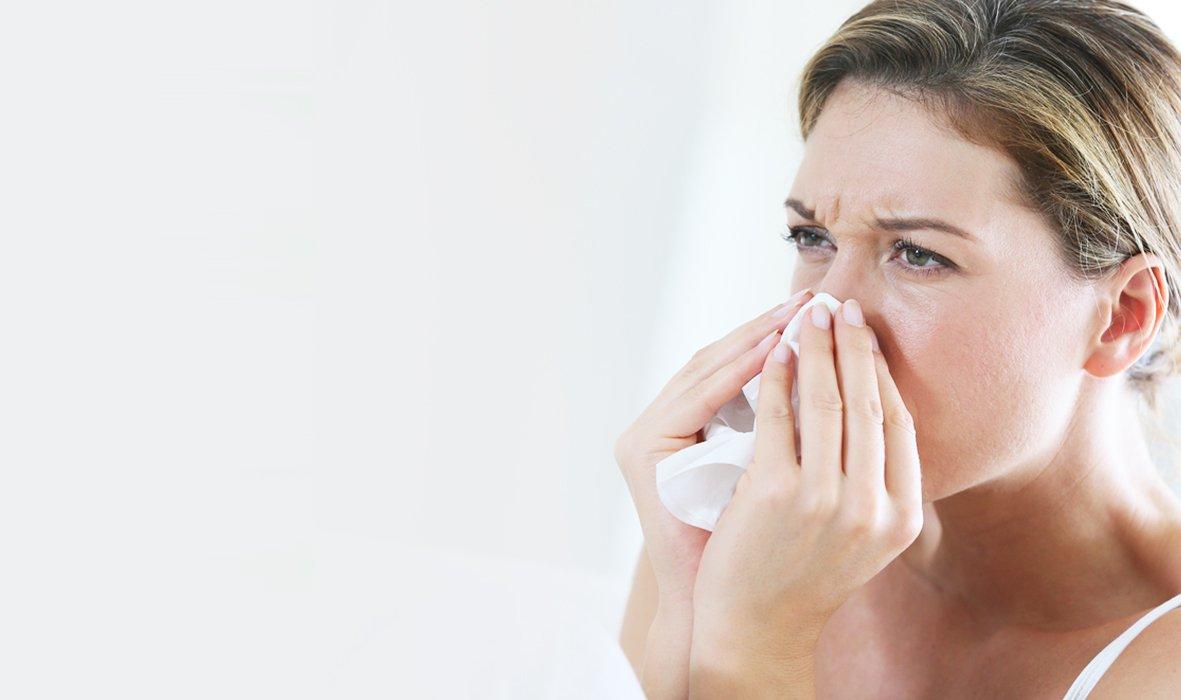 Аллергический ринит — симптомы и лечение у взрослых