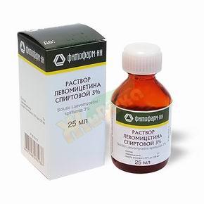 Мазь chloramphenicol инструкция по применению