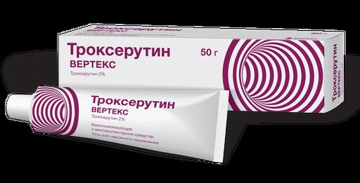Венорутинол — гель и капсулы от варикозной болезни