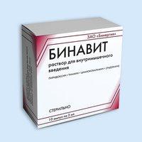 Как правильно использовать препарат бинавит?