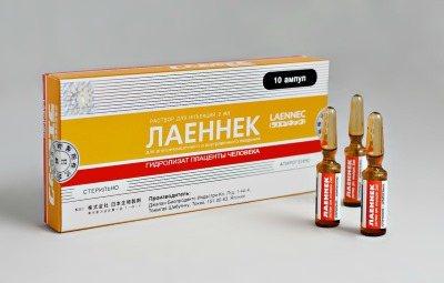 Лаеннек: инструкция по применению - как применять препарат laennec