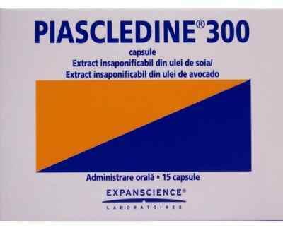 """""""пиаскледин 300"""": инструкция по применению, состав, аналоги и отзывы"""
